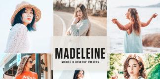 Free Madeleine Lightroom Presets