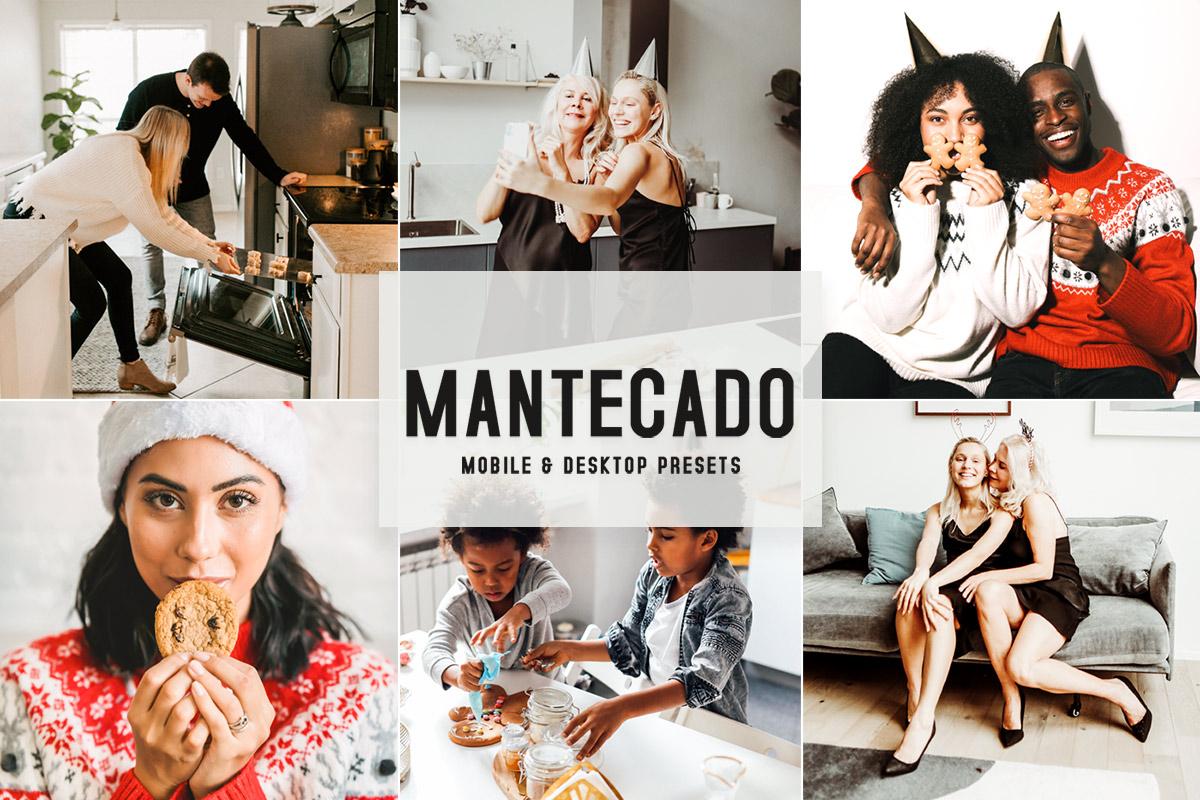 Free Mantecado Lightroom Presets