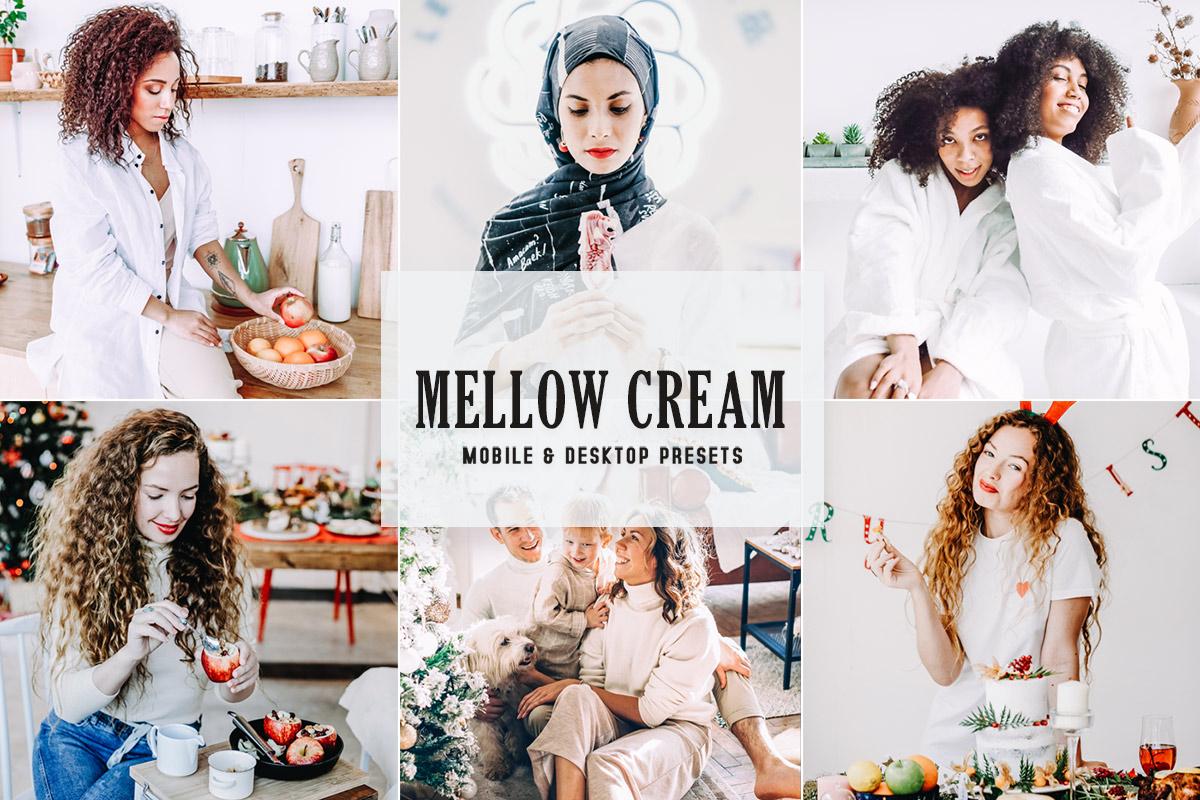 Free Mellow Cream Lightroom Presets
