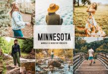 Free Minnesota Lightroom Presets