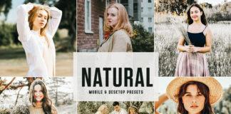 Free Natural Lightroom Presets