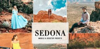 Free Sedona Lightroom Presets