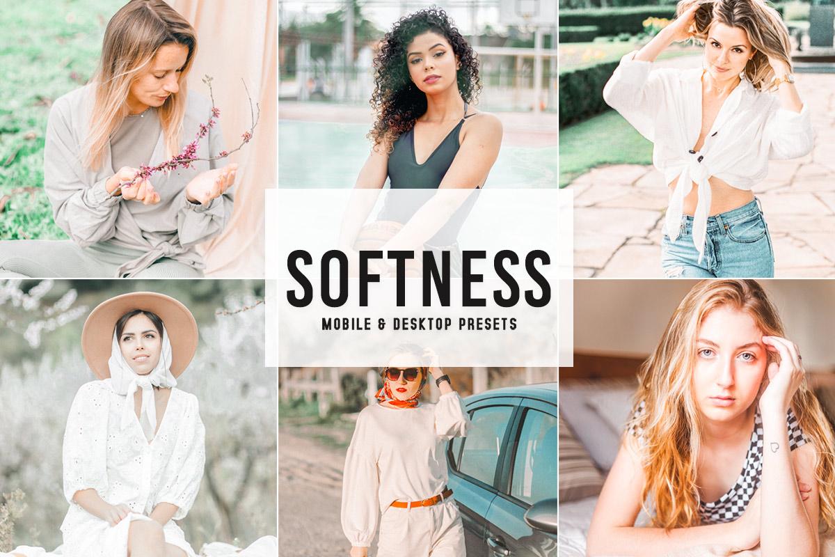 Free Softness Lightroom Presets