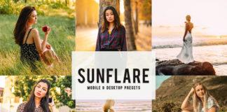Free Sunflare Lightroom Presets