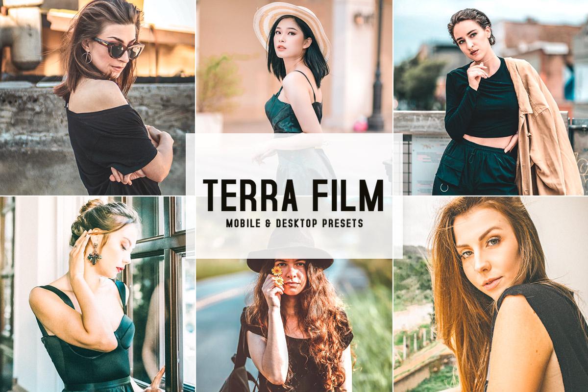 Free Terra Film Lightroom Presets
