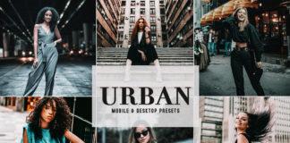 Free Urban Lightroom Presets