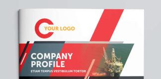 Drilling Company Profile Booklet Template