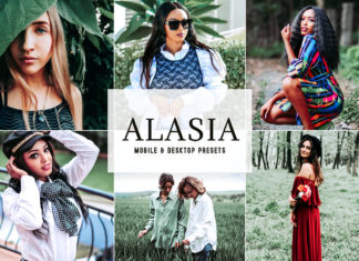 Free Alasia Lightroom Presets