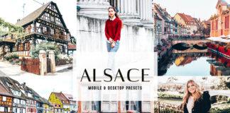 Free Alsace Lightroom Presets