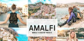 Free Amalfi Lightroom Presets