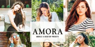 Free Amora Lightroom Presets