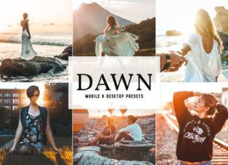 Free Dawn Lightroom Presets