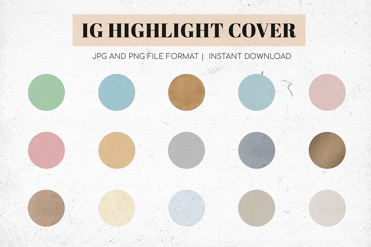 Instagram Highlight Covers V1