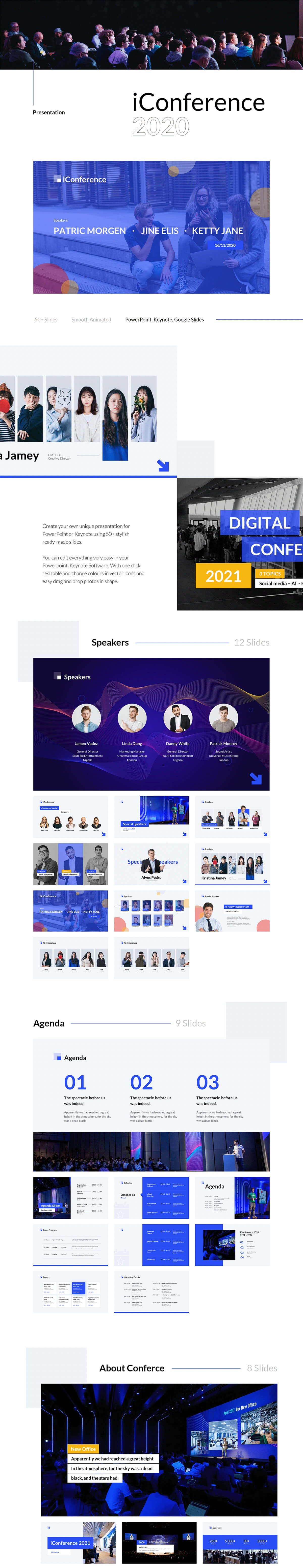 iConference Presentation Template