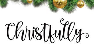 Christfully Calligraphy Font