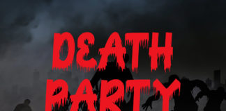 Death Party Display Font