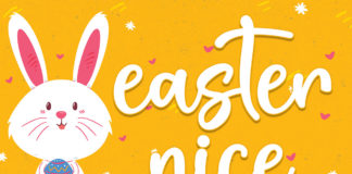 Easter Nice Calligraphy Font