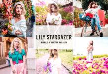 Lily Stargazer Lightroom Presets