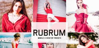 Rubrum Lightroom Presets