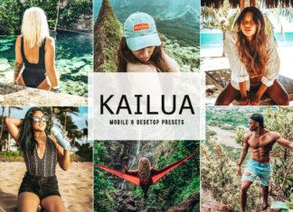 Kailua Lightroom Presets