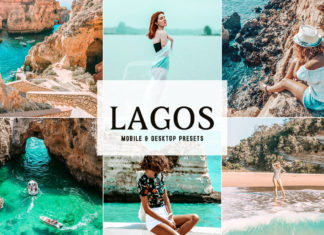 Lagos Lightroom Presets