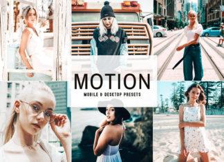 Motion Lightroom Presets