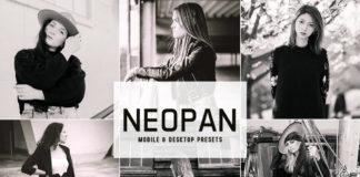 Neopan Lightroom Presets