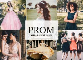 Prom Lightroom Presets