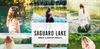 Saguaro Lake Lightroom Presets