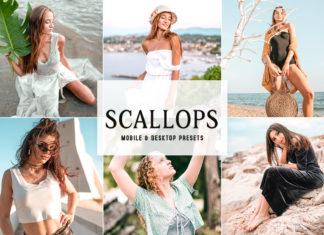 Scallops Lightroom Presets
