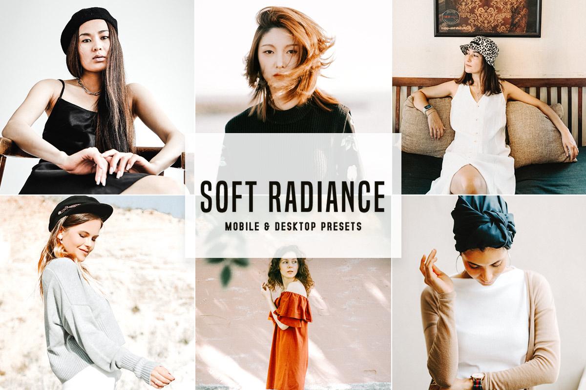 Soft Radiance Lightroom Presets