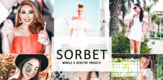 Sorbet Lightroom Presets V2