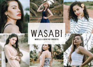 Wasabi Lightroom Presets