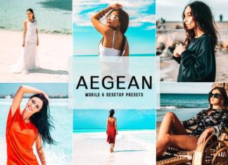 Aegean Lightroom Presets
