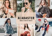 Alabaster Lightroom Presets