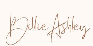 Billie Ashley Signature Font