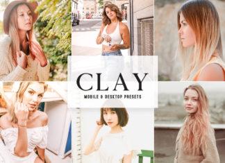 Clay Lightroom Presets