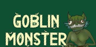 Goblin Monster Display Font