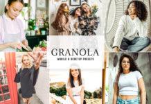 Granola Lightroom Presets