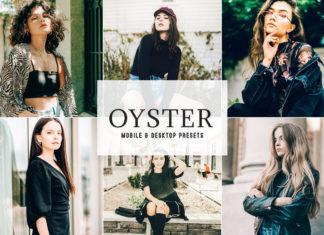 Oyster Lightroom Presets