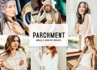 Parchment Lightroom Presets