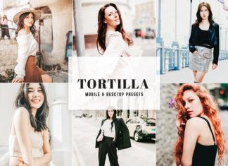 Tortilla Lightroom Presets